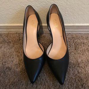 Ana black heels